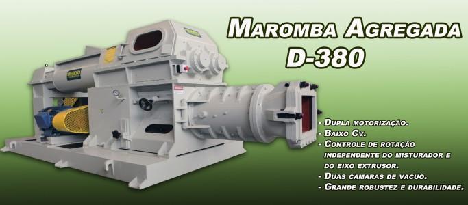 Maromba Agregada D-380